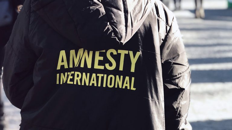 People Marketing recruitment voor Amnesty International